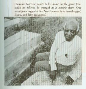 Clairvius Narcisse - 1962
