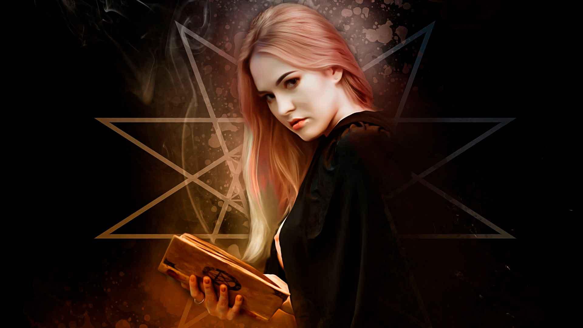 Heksekunst, shamanisme og magi